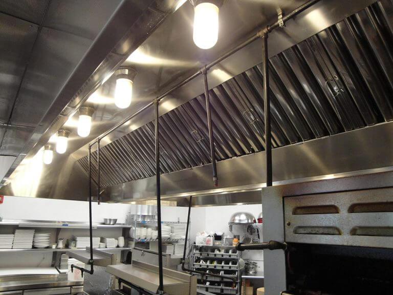 Exhaust Hood Cleaning San Francisco