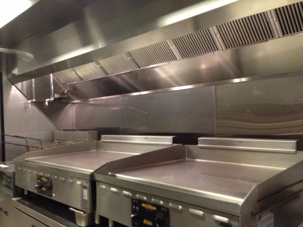 Professional Commercial Kitchen Cleaning for Restaurants in the Bay Area