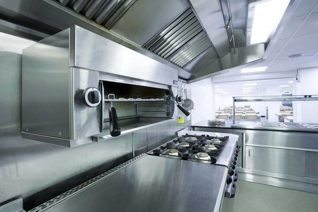 San Francisco Commercial Kitchen Equipment Cleaning Service Companies