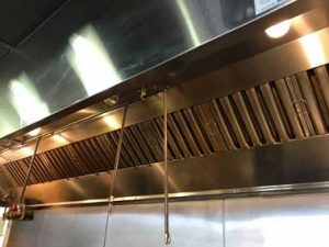 Commercial Kitchen Hood Cleaning San Francisco